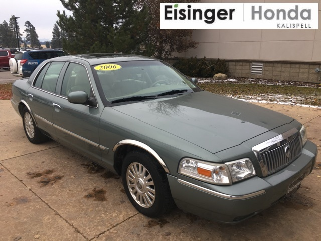 Pre-Owned 2006 Mercury Grand Marquis LS
