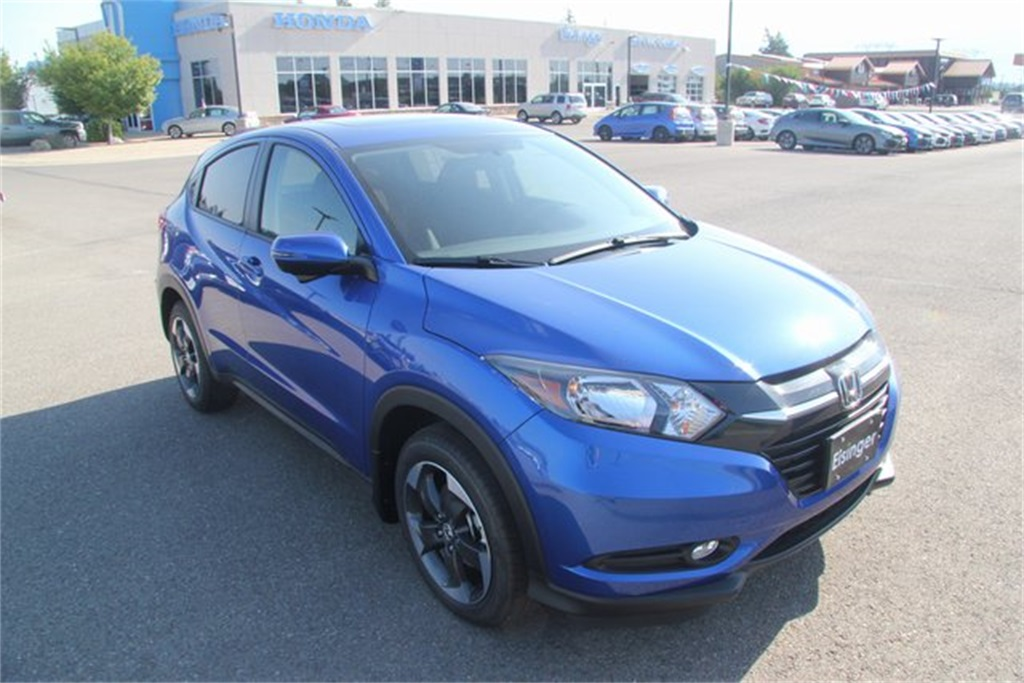 New 2018 Honda HR-V EX