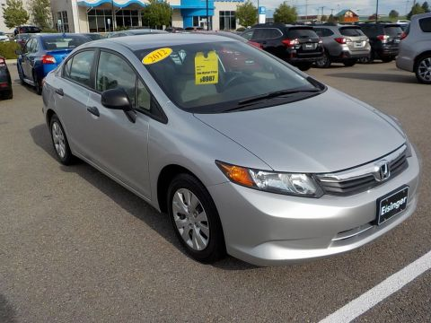 Pre-Owned 2012 Honda Civic DX
