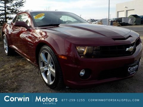 Pre-Owned 2010 Chevrolet Camaro SS